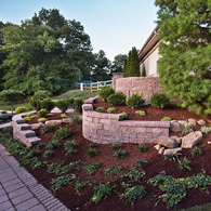 American Beauty Landscape Design Planting Projects