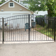 American Beauty Landscape Design Fencing Projects