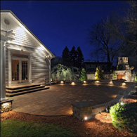 American Beauty Landscape Design Landscape Lighting Projects